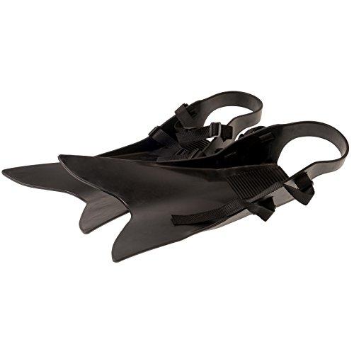 Zeck Belly Boat Fins - Flossen für Bellyboot, Schwimmflossen zum Belly Boot Angeln, Bellybootflossen, Taucherflossen