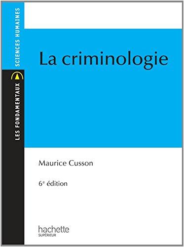 La criminologie