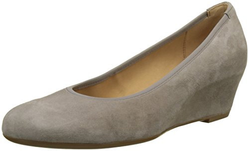 Gabor Basic, Chaussures À Talons Pour Femmes Beiges (kiesel)