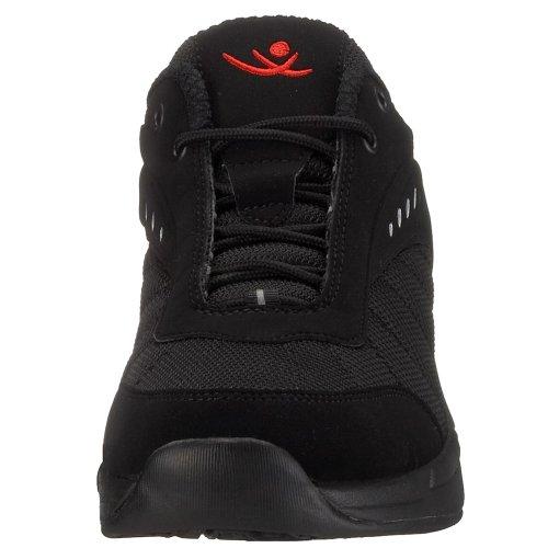 Chung Shi Comfort Step Sport 9100, Chaussures de marche homme Noir