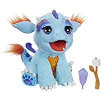 Furreal Friends - Peluche Torch mi dragón mágico (Hasbro B5142175)