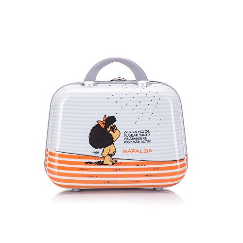 Mafalda, Trousse de toilette Multicolore coloris assortis