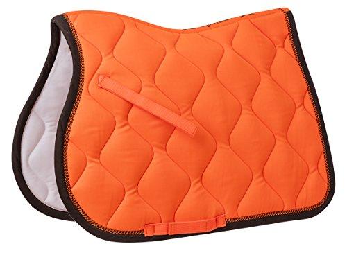 Equi-Theme Schabracke Equi - Orange - Gr. Dressur Pferd