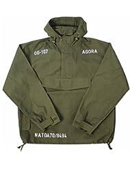 Agora Military Pullover Blouson