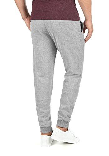 BLEND Tilo Herren Jogginghose Sweat-Pants Sporthose aus hochwertiger Baumwollmischung Zink Mix (70815)