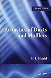 Acoustics of Ducts and Mufflers.