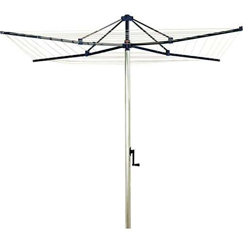 hills-industries-1498-supadry-4-arm-rotary-washing-line-with-50-metre-line