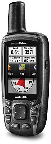 "Garmin GPSMAP 64st Portatile 2.6"" TFT 260.1g Nero"
