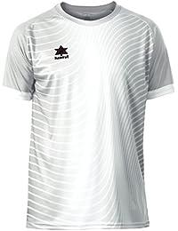 Luanvi Rio Camiseta de Fútbol, Unisex niños, Blanco, ...