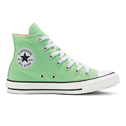 Converse Damen Sneakers Chuck Tailor All Star Hi grün 41 (Schuhe Türkis Converse)