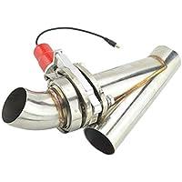Rupse Válvula de control de escape CATBACK eléctrica tubo de bajada E-Cut Válvula con conmutador de báscula