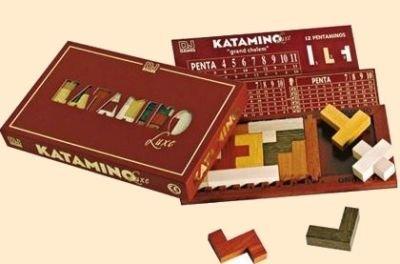 Gigamic katalux–Spiel der Reflexion–Katamino Luxe