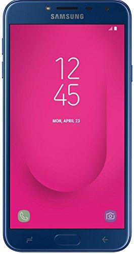 Samsung Galaxy J4 (Blue, 16GB) with Offer