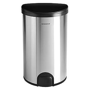 Abfalleimer Küche 50l Mit Sensor | Deine-Wohnideen.de