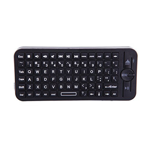 Preisvergleich Produktbild Apple TV-Fernbedienung Tastatur Mini-Bluetooth-Tastatur Fernbedienung Gewidmet