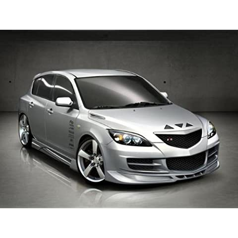 Mazda Faldones laterales deportivos para Mazda 3