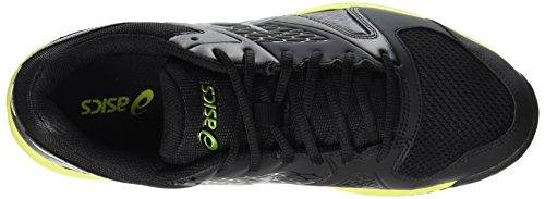 Chaussures Di dominio Nero De Gel Asics Grigio Pallamano 4 Energia Scuro Homme Verde qPwtcZ