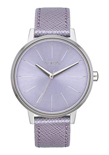 Nixon Unisex Adult Analogue Quartz Watch with Leather Strap A108-236-00