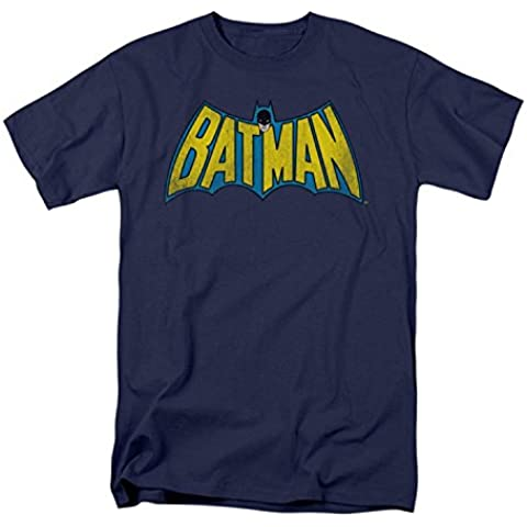 DC Comics Men's Batman Classic Batman Logo