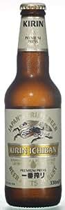 Kirin - Premium Ichiban Shibori Japanese Lager Beer - 24 x 330 ml - 5% ABV