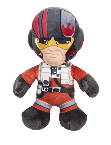 Joy Toy 1500080 17 cm Star Wars Poe Velboa Velvet Plush Soft Toy