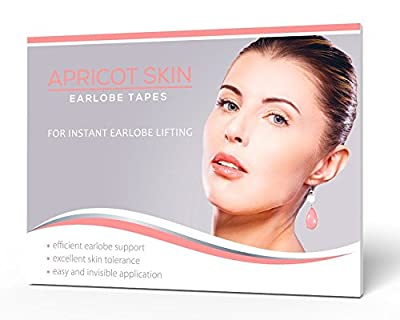 APRICOT SKIN® Earlobe Tapes