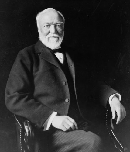 andrew-carnegie-reproduktion-foto-poster-no1-40x30-cm