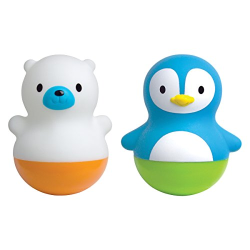 Munchkin Badespielzeug Kippende Schwimmtiere