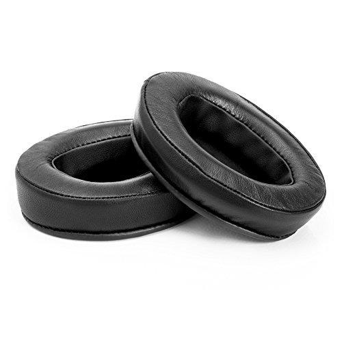 Brainwavz Pelz Memory-Schaum Ohrpolster, geeignet für große über die Ohr Kopfhörer–akg, HiFiMAN, ATH, Philips, Fostex