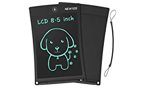 NEWYES LCD Writing Tablet,8.5 Inch (Black)