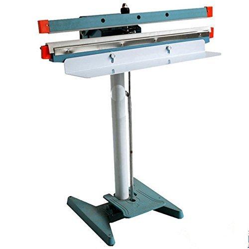 hanchen pfs-600Schritt Instant Heat fadensiegelung Maschine Schritt Sperrgrund Impulse Maschinen für Aluminium \ PE \ PP \ POF \ PVC-\ Composite Film 600mm 5~ 10(Mal/min) (pfs-600600mm) - Pedal Legen