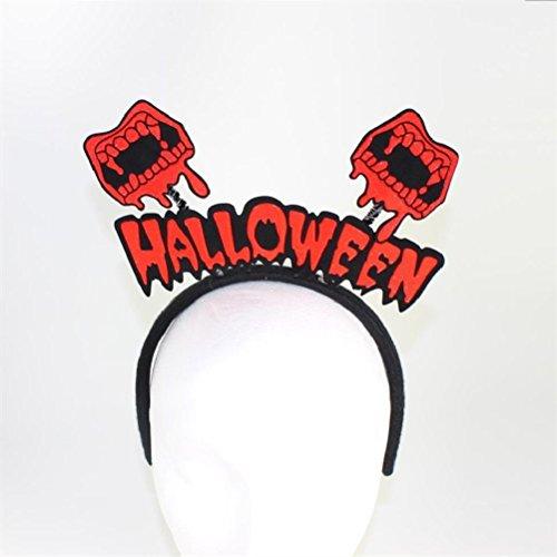 Halloween Party Fancy Kleid Head Bopper–Vampir (Elephant Kostüme Head)