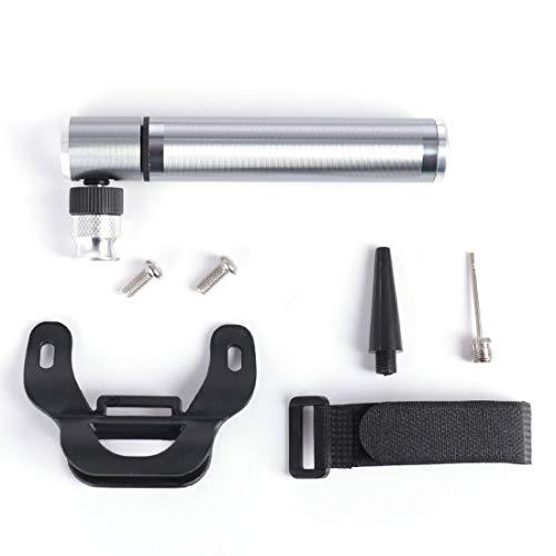Formulaone Wheelup HQ56 Mini Tragbare Hand Luftpumpe 160PSI Hochdruck Ball Reifen Inflator Luftdruckpumpe für MTB Bälle