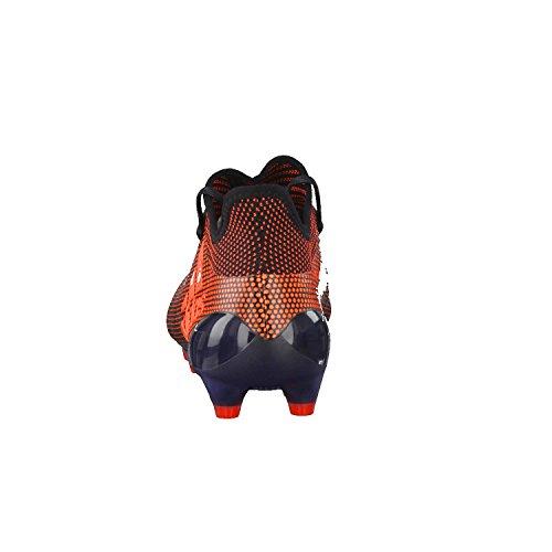 adidas Herren X 17.1 FG Fußballschuhe, Jaune Fluo/Bleu Marine/Bleu Marine Nero (Negbas/Rojsol/Narsol)