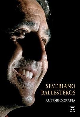 Severiano Ballesteros autobiografía