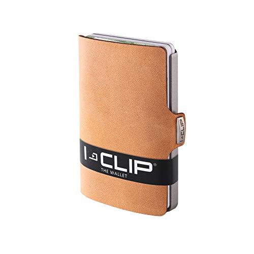 I-CLIP  Portafoglio Soft-Touch (Disponibile in 9 Versioni)