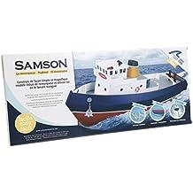 Maqueta de barco en madera - Remolcador SAMSON