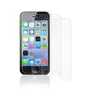 Aodoor 6-in-1 pellicola ad alta definizione Schermo in vetro temperato per iPhone 6 iPhone 5