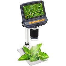 Andonstar Andonstar 4.3 Pulgadas Pantalla 1080P Lupa Microscopio Electrónico Profesional Profesional para Reparación de Teléfonos Móviles