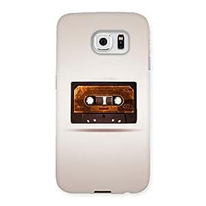 Neo World Retro Back Case Cover for Samsung Galaxy S6 | Samsung Galaxy S6 Cases and Covers | Samsung Galaxy S6 Back Case | Samsung Galaxy S6 Back Cover | Premium Quality Matte Finish