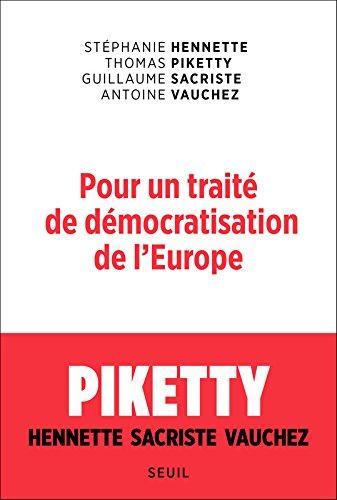Pour un trait de dmocratisation de l'Europe