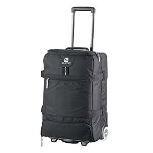 Salomon Container 100 Suitcase, 77 cm, 50 Liters, Black: Amazon.co.uk: Luggage