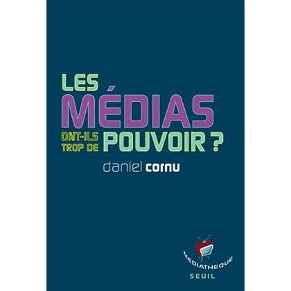 Les médias ont-ils trop de pouvoir ? (Médiathèque t. 0)