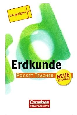 Erdkunde - G 8 geeignet (Lernhilfe / Pocket Teacher, Neue Ausgabe) [7. Auflage] (China Zeitzonen)