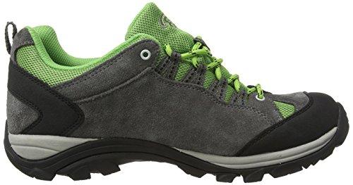 Brütting Mount Bona Low, Chaussures de randonnée homme Gris (Grau/Gruen)