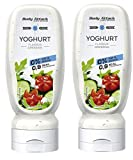 Body Attack Yoghurt Dressing, 2er Pack (2x 320ml) -