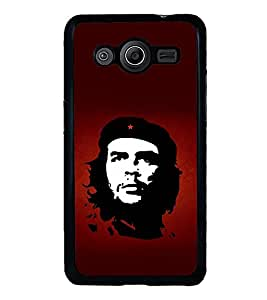Vizagbeats Che Guevara Back Case Cover For Samsung Galaxy Core Prime