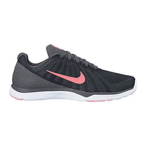 Nike - 852449-001, Scarpe sportive Donna Black/Lava Glow-dark Grey/White