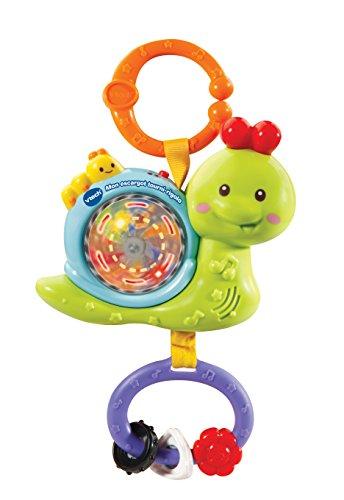 VTech Mon Escargot tourni-rigolo Niño/niña - Juegos educativos (AAA, 3 Mes(es), 134 mm, 50 mm, 210 mm, 160 g)