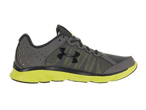 Under Armour Ua Micro G Assert 6, Chaussures de Course Homme Grey